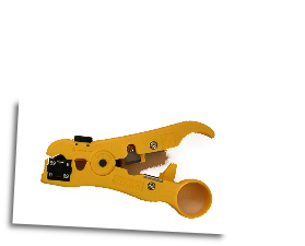 Universal Coax Cable Stripping Tool