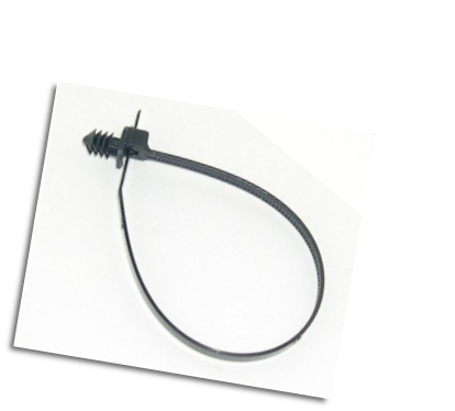8 inch Push Mount type cable tie